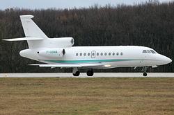 Dassault Falcon 900EX Exair S.A. F-GSNA