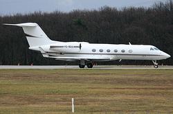 Gulfstream Aerospace G-IV-X Gulfstream G450 VQ-BGA