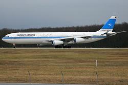 Airbus A340-313 Kuwait Airways 9K-ANA
