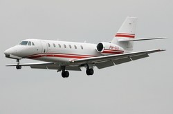 Cessna 680 Citation Sovereign PH-CIJ