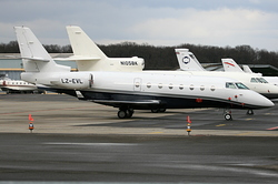 Gulfstream G200 LZ-EVL