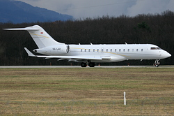 Bombardier BD-700-1A10 Global Express VistaJet OE-LAF