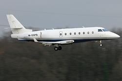 Gulfstream G200 (IAI-1126 Galaxy) M-OSPB