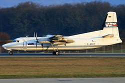 Fokker F-27-600 Friendship WDL Aviation D-ADEP