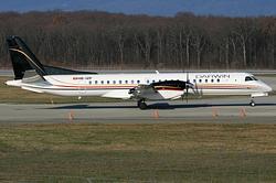 Saab 2000 Darwin Airline HB-IZP