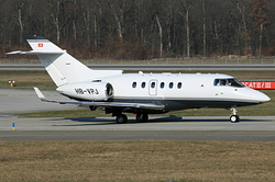 Raytheon Hawker 900XP Albinati Aeronautics HB-VPJ