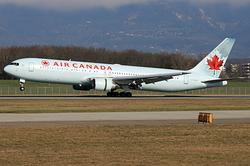 Boeing 767-333ER Air Canada C-FMWP