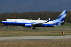 Boeing 737-8EQ/BBJ2 EIE Eagle Int'l Establishment N737M