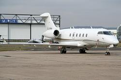 Bombardier BD-100-1A10 Challenger 300 Premiair LX-PMA