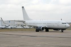 Boeing 737-7JB(BBJ) Jet Aviation VP-BFT