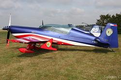 Extra 300LC Armée de l'Air F-TGCH