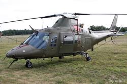 Agusta A-109HA (A-109BA) Belgium Army 322 / H22