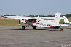 Pilatus PC-6/B2-H4 Turbo Porter Europhenix 17 N7995D
