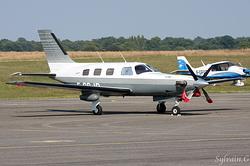 Piper PA-46 350P Malibu Jetprop DLX Haussman Gestion F-GSJR