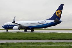 Boeing 737-8AS(WL) Ryanair EI-DCL