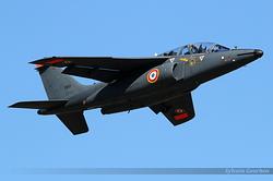 Dassault Alpha Jet E Centre d'Essais en Vol (CEV) E60 / F-ZABN