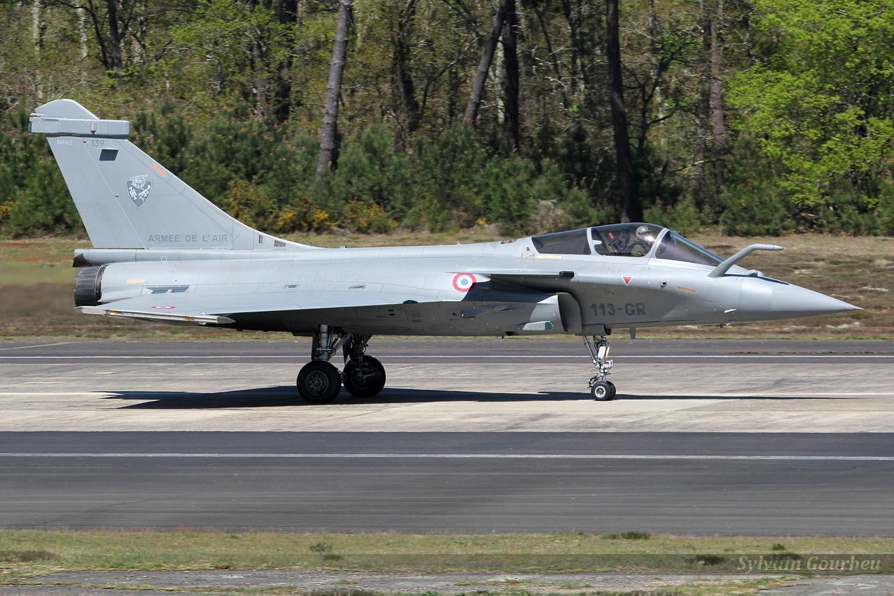 Dassault Rafale C Armée de l'Air 139 / 113-GR