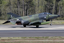 McDonnell Douglas RF-4E Phantom II Greece Air Force 4118 / 7496