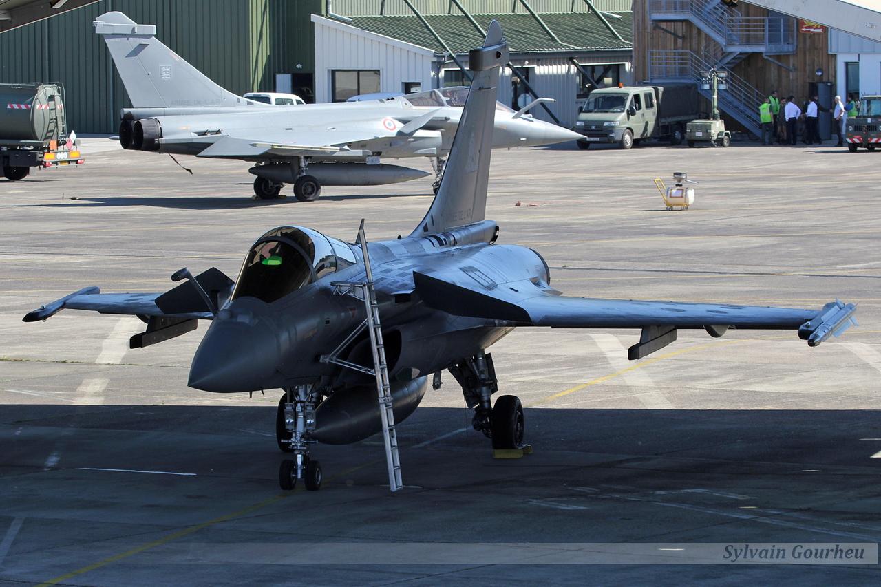 Dassault Rafale C Armée de l'Air 132 / 118-GK
