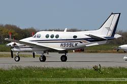 Beech C90A King Air N999LK