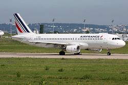 Airbus A320-214 Air France F-HBNA