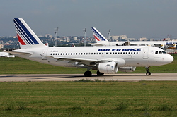 Airbus A319-111 Air France F-GRHA