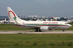 Boeing 737-7B6/W Royal Air Maroc (RAM) CN-RNQ