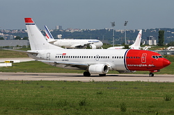Boeing 737-3Y0 Norwegian Air Shuttle LN-KKO