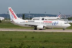 Boeing 737-85P Air Europa EC-JBL