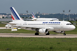 Airbus A319-113 Air France F-GPMD