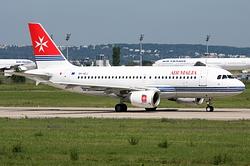 Airbus A319-111 Air Malta 9H-AEJ
