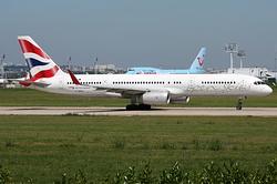Boeing 757-236 Openskies F-GPEJ