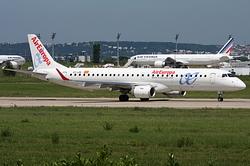 Embraer ERJ-195LR Air Europa EC-LEK