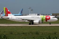 Airbus A320-214 TAP Portugal CS-TNL