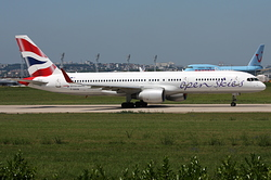Boeing 757-230 Openskies F-HAVN