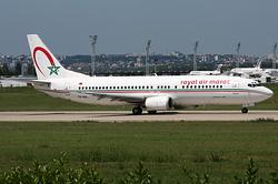 Boeing 737-4B6 Royal Air Maroc (RAM) CN-RNC