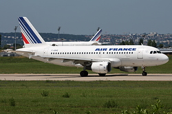 Airbus A319-111 Air France F-GRHE