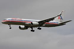 Boeing 757-223 American Airlines N187AN