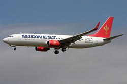 Boeing 737-86N Midwest Airlines SU-MWD