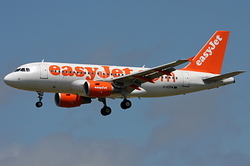 Airbus A319-111 easyJet G-EZFM