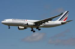 Airbus A330-203 Air France F-GZCJ