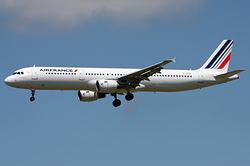 Airbus A321-212 Air France F-GTAY