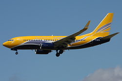 Boeing 737-73V Europe Airpost F-GZTD