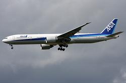 Boeing 777-381/ER All Nippon Airways JA777A