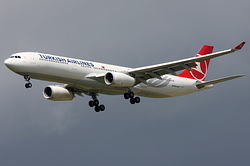 Airbus A330-343X Turkish Airlines TC-JNI