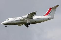 British Aerospace Avro RJ-85 CityJet EI-RJY