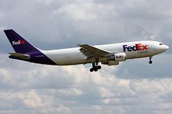 Airbus A300B4-622R FedEx N724FD