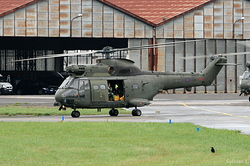 Aerospatiale SA-330E Puma HC1 Royal Air Force ZA936