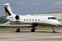 Gulfstream Aerospace G-IV-X Gulfstream G450 VP-CMG