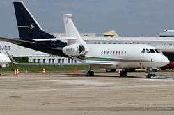 Dassault Aviation Falcon 2000EX N460SJ